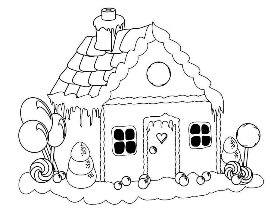 для сказочный домик раскраска для малышей рекомендуют использовать