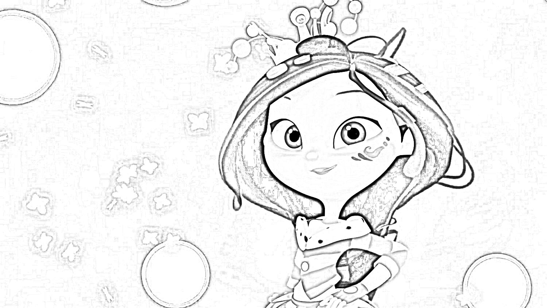 Раскраска Сказочный патруль для детей| скачать,распечатать ...
