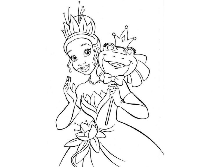 раскраска золушка в маске раскраски принцессы