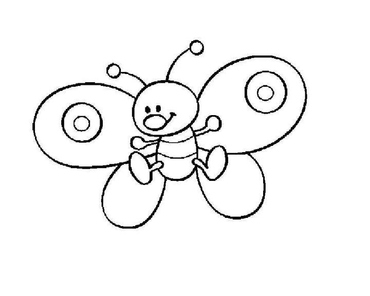 раскраска обpазованная бабочка раскраски бабочки