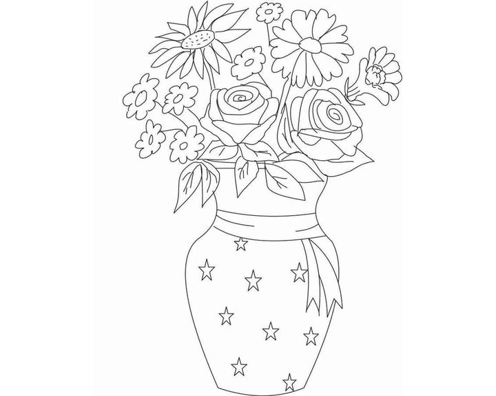 раскраска цветок астра распечатать прогуляемся вами городу
