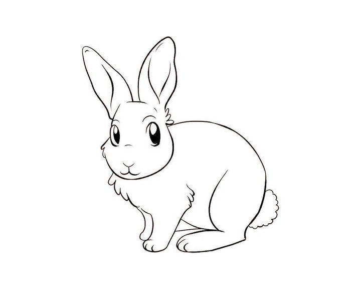 Картинка о животных для детей раскраска распечатать