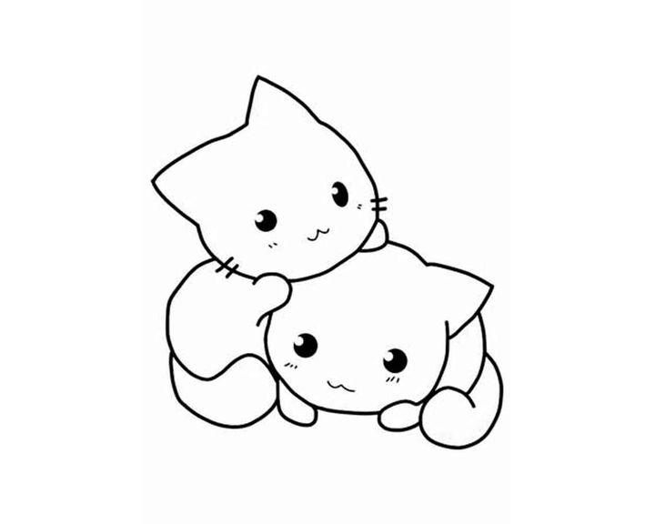 раскраска кошка пароды двэльф раскраски кошки