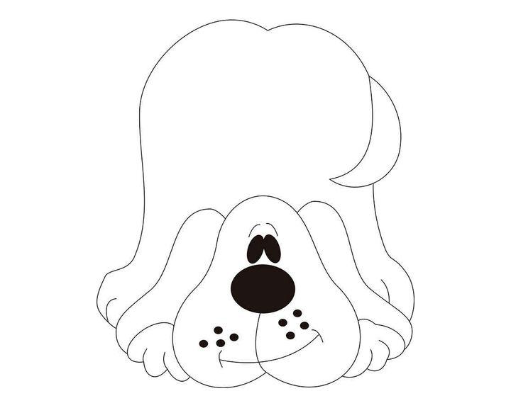 Раскраска Немецкий ягдтерьер | Раскраски Собака