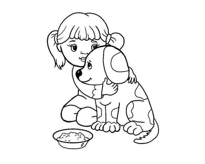 Раскраска Шелти | Раскраски Собака